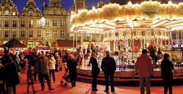 Sortie au Marché de Noël d'Arras