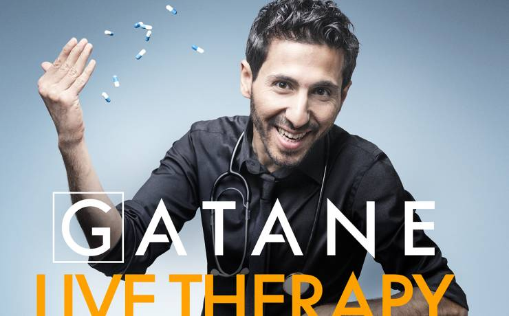 One Man Show – Live Therapy – Gatane