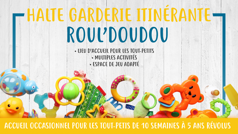 Rouldoudou : Fermeture estivale & disponibilités