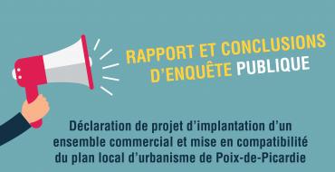 Projet d'implantation commerciale – Poix de Picardie