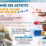 Journée des artistes