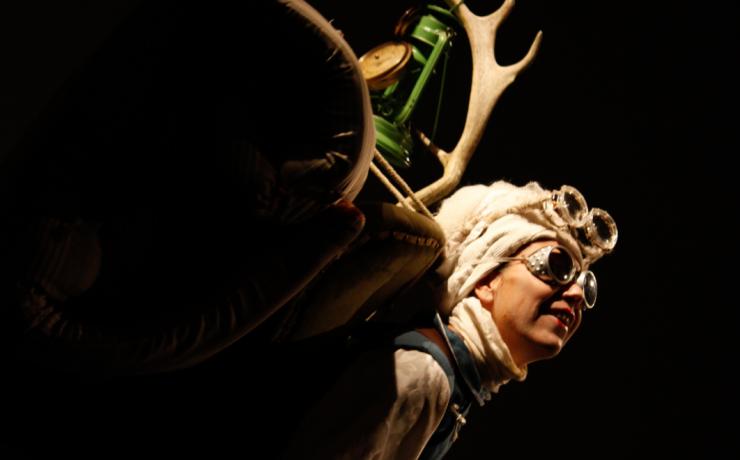 Escargot – Teatro del Piccione