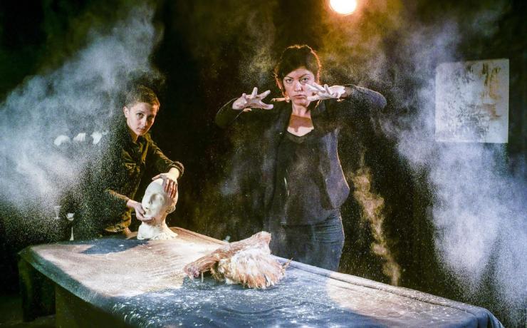 *MOIS DE L'ÉTRANGE* Théâtre – Les Malédictions – Cie La Volige / Nicolas Bonneau