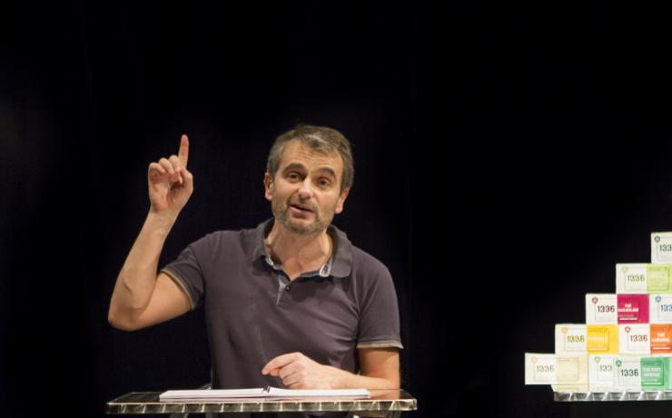 Théâtre – 1336 (Parole de Fralibs) – Philippe Durand