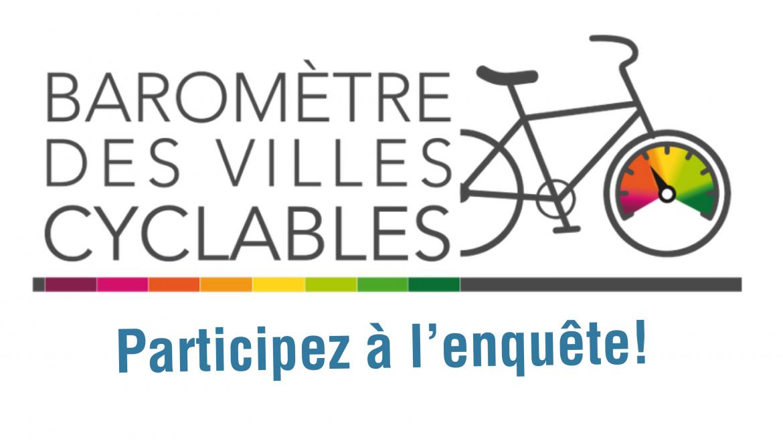 Baromètre Parlons Vélo !