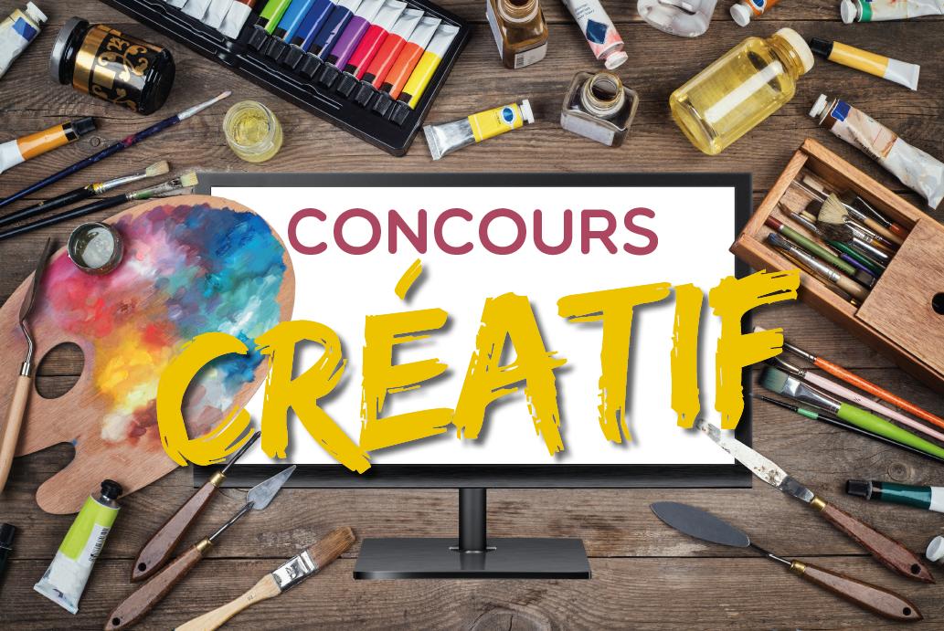 Concours : Créez l'affiche de la fête du Livre