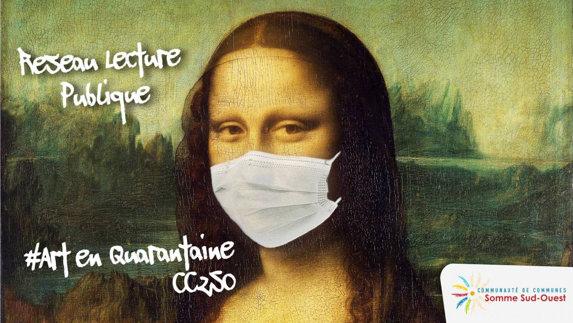 Participez à l'Art en Quarantaine