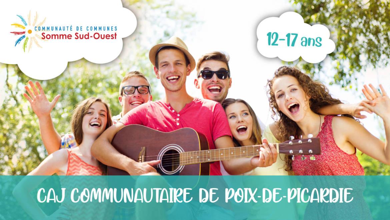 12-17 ans : Le CAJ de Poix-de-Picardie vous attend !