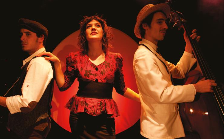 Cabaret Swing : Jour de fête