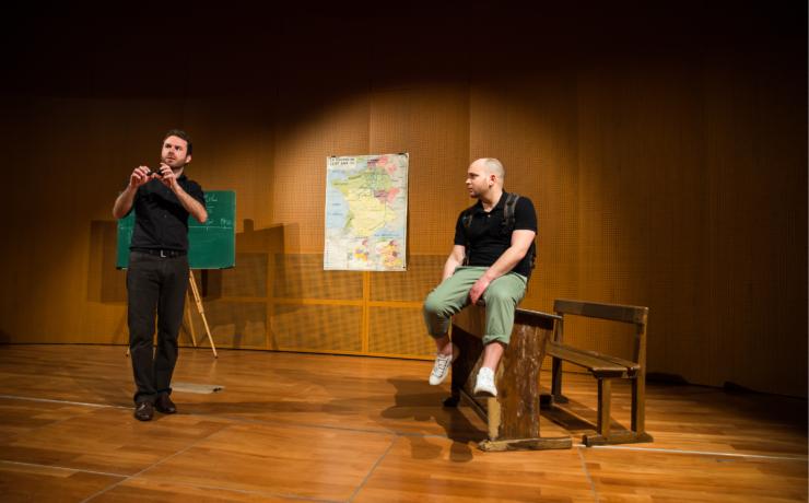 Théâtre humoristique : La folle histoire de France