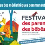 Festival des parents, des bébés
