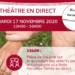 """Théâtre en direct sur Internet – """"La Belle Histoire"""" : Le quotidien des aidants"""