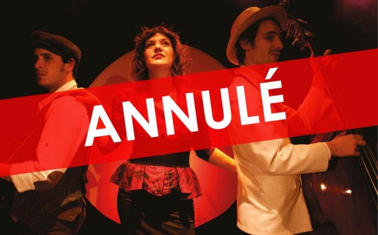 Cabaret Swing : Jour de fête // ANNULÉ