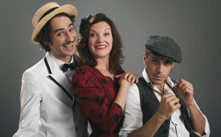 Concert : Jour de Fête – Cabaret Swing