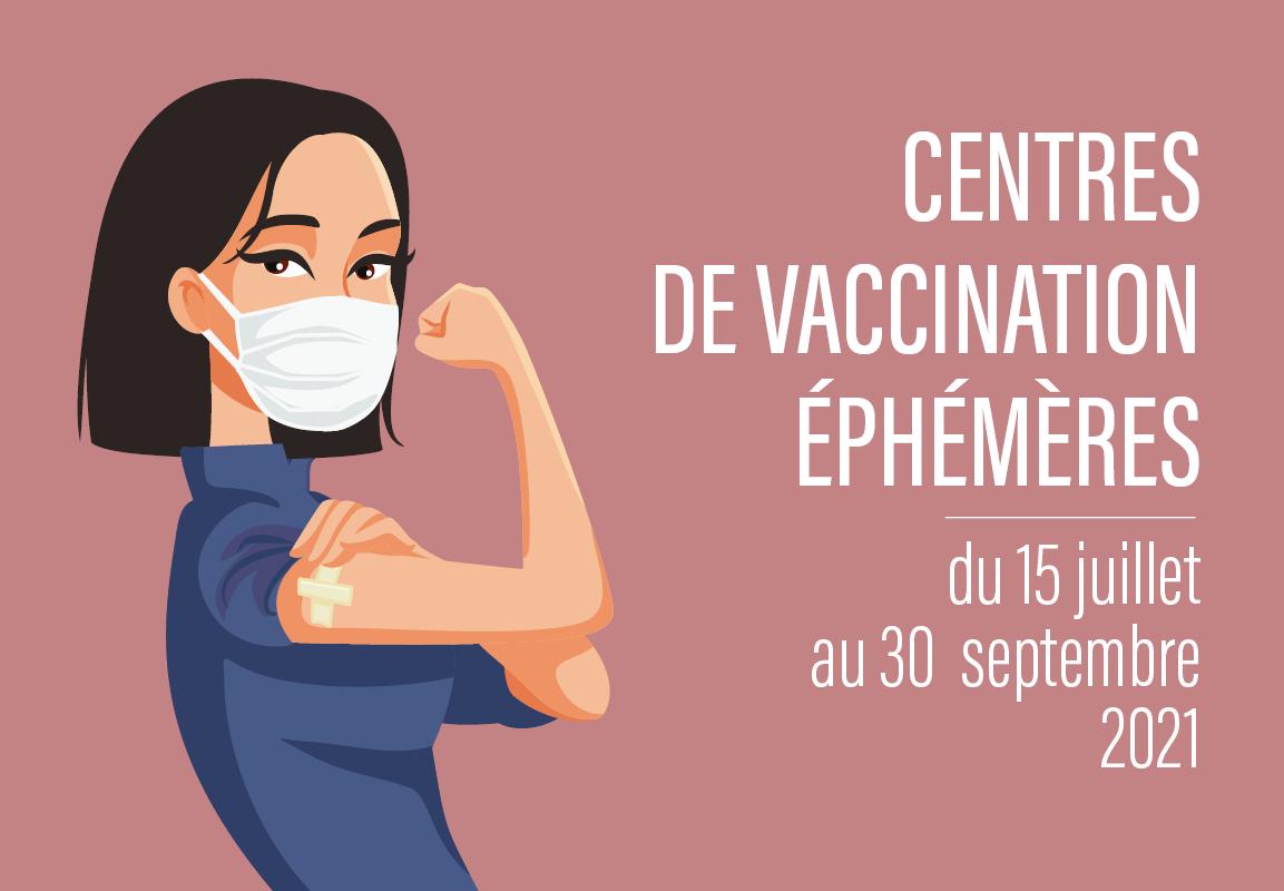 La CC2SO met en place des centres de vaccination éphémères
