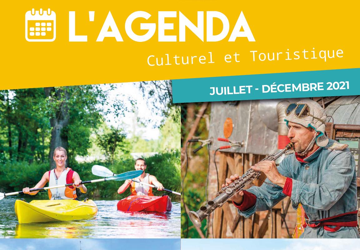 Agenda Culturel et Touristique / Juillet-Décembre 2021