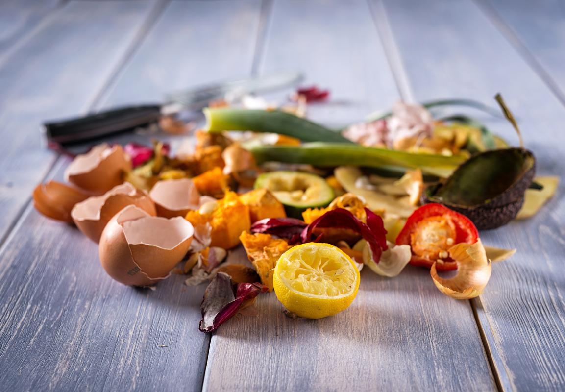 ENSEMBLE, Réduisons notre gaspillage alimentaire et nos poubelles