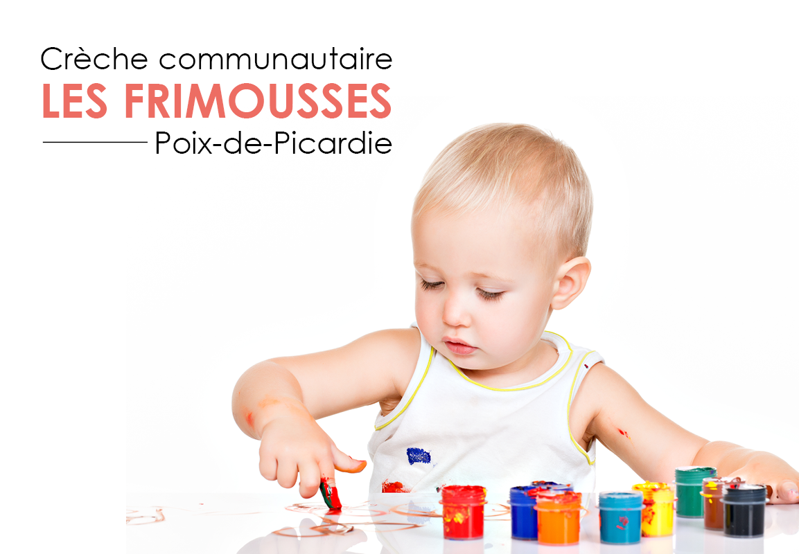 Crèche Les Frimousses – Accueil occasionnel