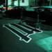 Street-art Ombres Nocturnes – Mois de l'Étrange